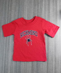 Trt Infant Classic Tee With Richmond Mascot