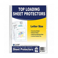 Sheet Protectors set of 10
