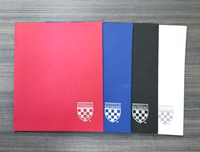 University of Richmond with Mini Crest Two Pocket Folder