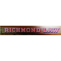 Richmond Law Outside Decal