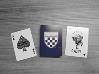 Playing Cards Crest
