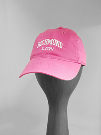 Richmond Law Cap (Pink)