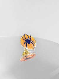 Basketball Mascot Pin