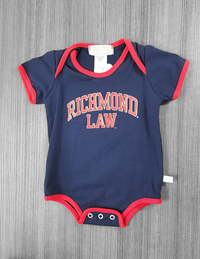 Infant Onesie Richmond Law