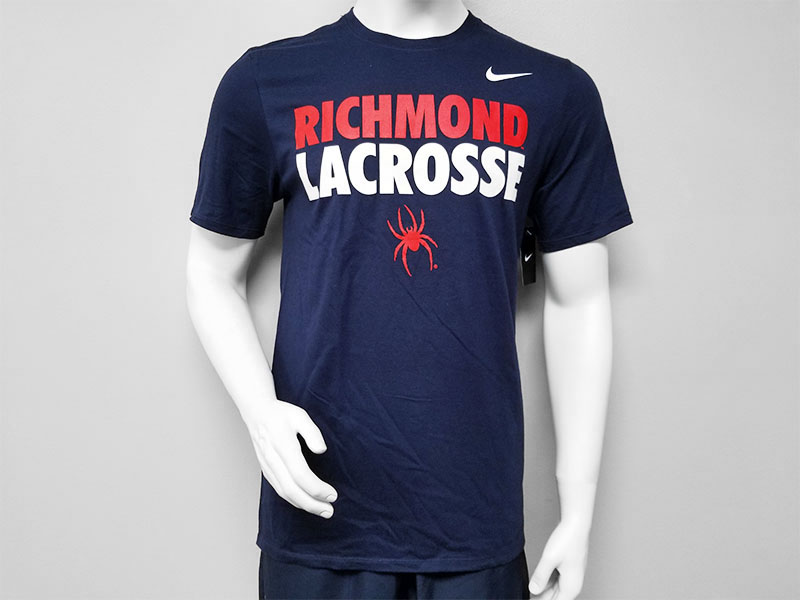 Nike Tee Shirt Richmond Sports Lacrosse (SKU 110740381058)