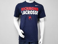 NIKE TEE SHIRT RICHMOND SPORTS LACROSSE