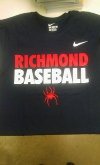 Nike Tee Richmond Baseball Spider (Blue)