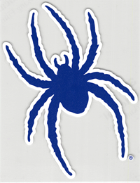 Mascot 13 Inch Outside Decal