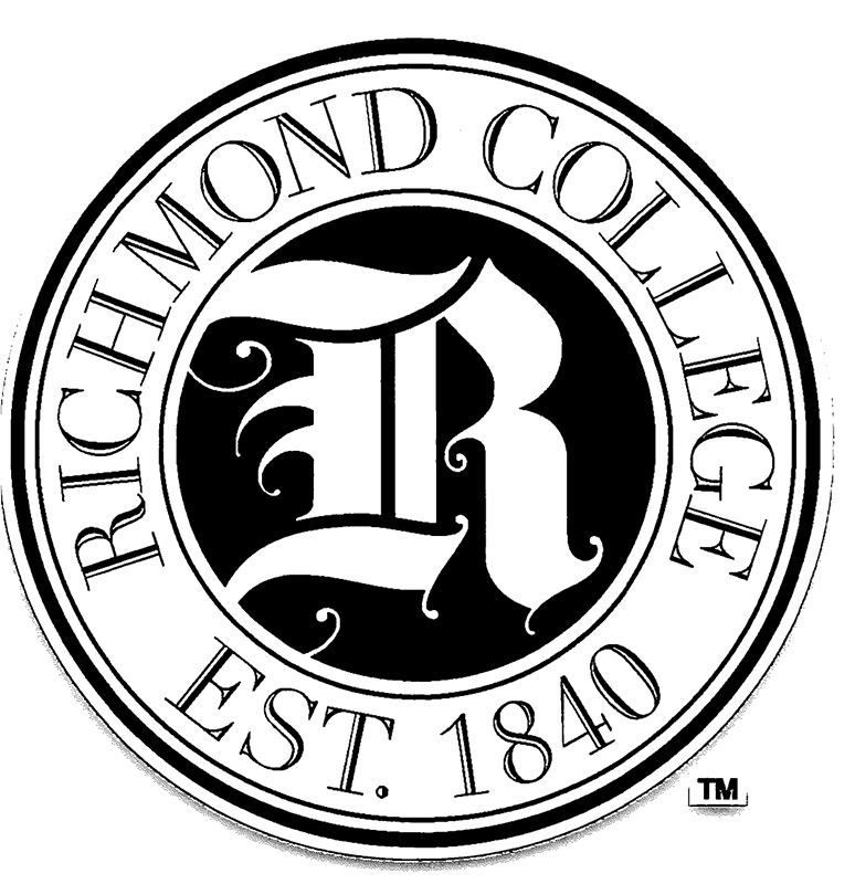 Richmond College EST 1840 Outside Decal (SKU 111048721110)