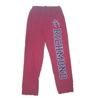 Richmond Mascot Vertical Sweatpants (Red)