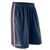 Nike Shorts Richmond Mascot (Navy/Red)