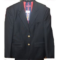 Richmond Blazer (Navy/Red)