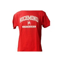 Infant Tee Richmond Mascot (Red)