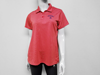 Antigua Ladies Polo Quest Red