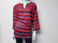 Emerson Street Sheer Stripe Tunic