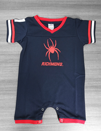 Colosseum Infant Onesie With Mascot Richmond