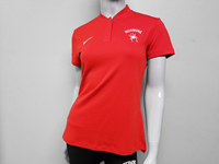 Nike Ladies Polo Ace Blade Red