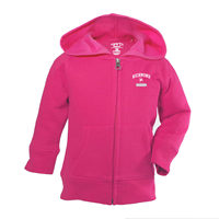 Infant Fzip Hood Lc Richmond Mascot