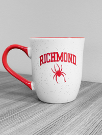 R F S J Richmond Mascot Speckle Mug