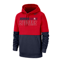 Nike Dri-Fit Hoodie with Richmond Mascot Spiders