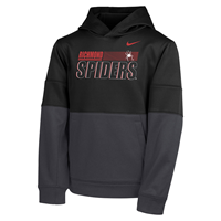 Nike Youth Therma Hoodie with Richmond Mascot Spiders