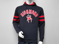 Champion Richmond Mascot With Spiders On Hood