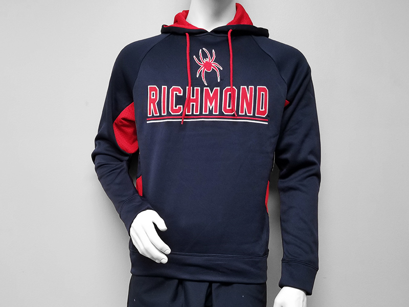 Colosseum Hoodie With Mascot Richmond (SKU 113370271073)