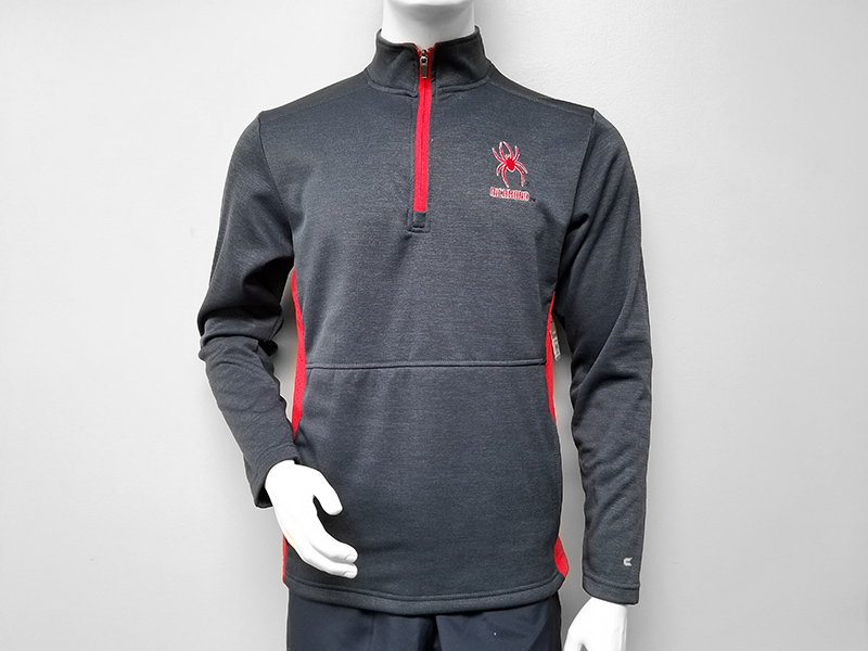 Colosseum 1/4 Zip with Mascot Richmond (SKU 113372251073)