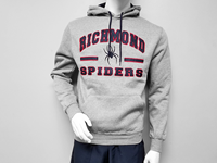 Colosseum Hoodie With Richmond Mascot Spiders