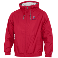 Champion Full Zip With Hood Mascot Richmond