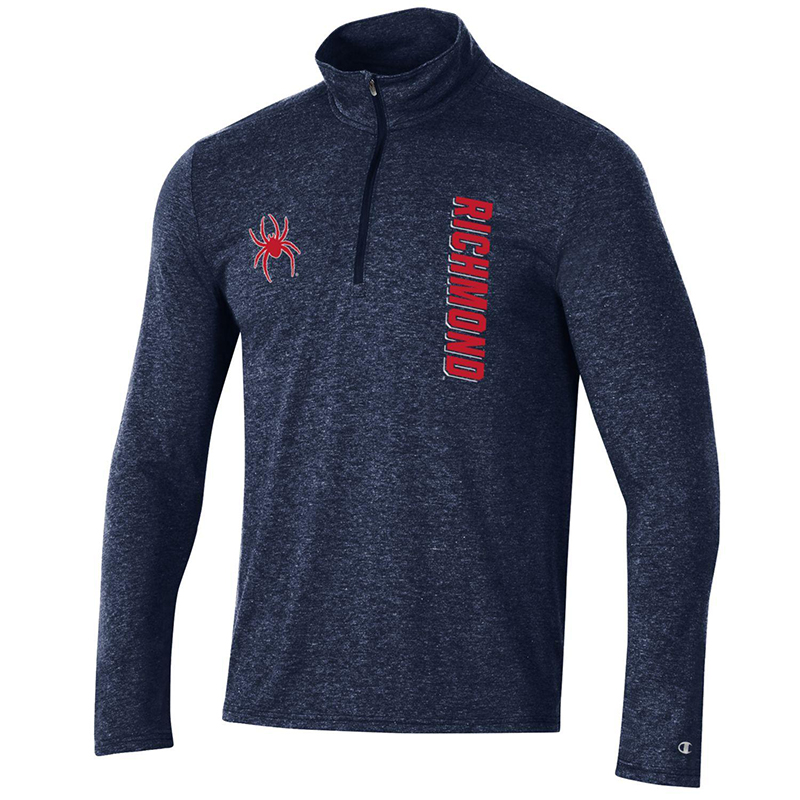 Champion 1/4 Zip with Mascot Richmond (SKU 113537441073)