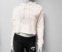 Uscape Apparel Crop Hoodie