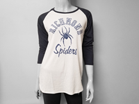 Brand 47 Womens Tee With Richmond Mascot Spiders