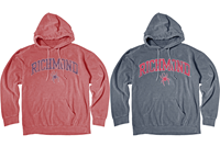 Blue 84 Hoodie with Richmond Mascot Vintage