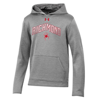 Under Armour Youth Hoodie with Richmond Mascot