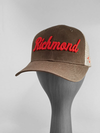 Zephyr Trucker Richmond Cap