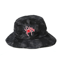 Zephyr Charcoal Camo with Mascot UR