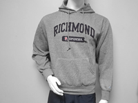 Blue 84 Hoodie with Richmond Mascot Spiders