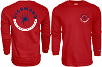 Blue 84 Long Sleeve University of Richmond Mascot Nation