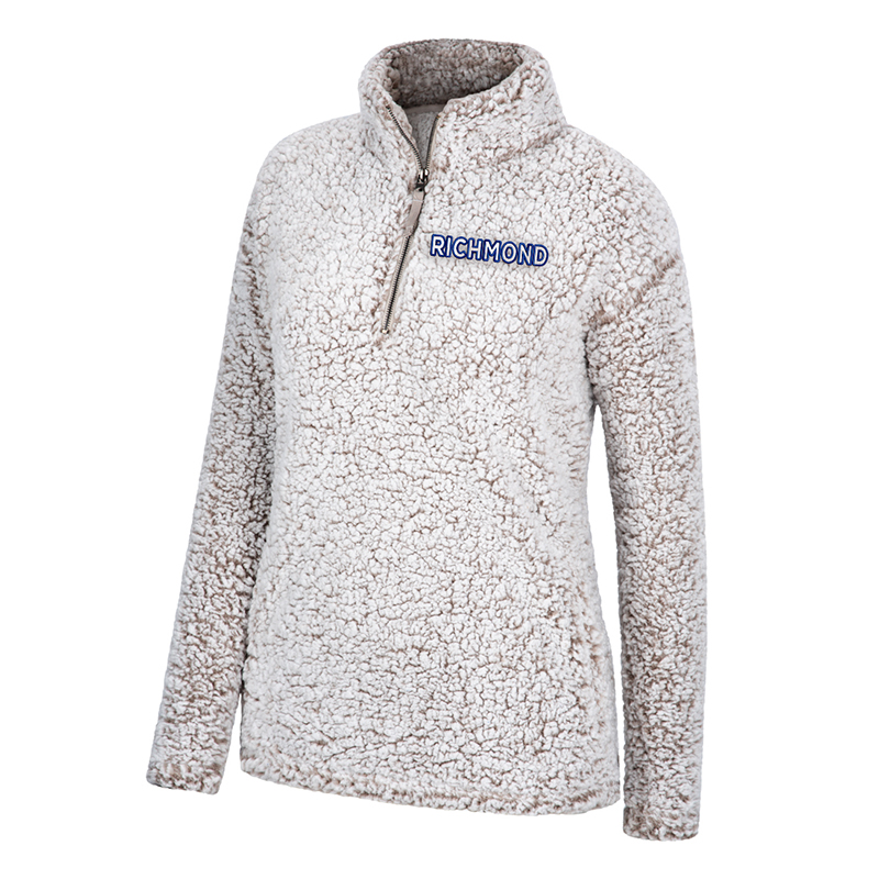 Top of the World 1/2 Zip Sherpa with Richmond (SKU 113920191090)