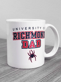 University Of Richmond Dad Mug Wht