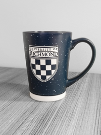 R F S J with University of Richmond Earthstone Mug