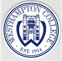 Westhampton College EST 1914 Outside Decal