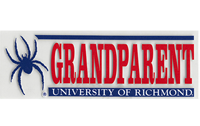 Mascot Grandparent Outside Decal