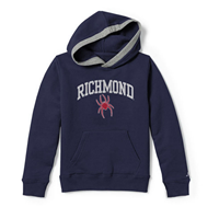 League Kids Hoodie with Richmond Mascot