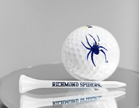 Ultra Set of Three Golf Balls with Tees