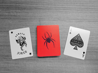 Playing Cards Mascot