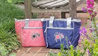 Boat Tote with University of Richmond Crest