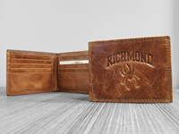 Carolina Sewn Westbridge Leather Wallet