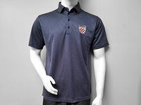 Horn Legend Polo Bamboo Charcoal Performance Navy